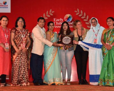 Third year of Award winning at International Conference Of ECA held this year at Jaipur on 12th Feb 2019